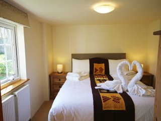 The Garden Apartment at Clos de la Tour, luxury self catering on Sark