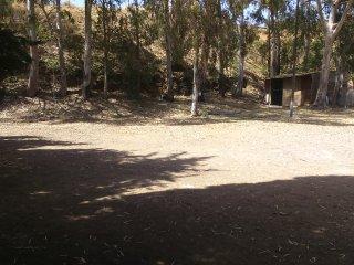Ranchito rustico a un kilómetro y medio de la playa