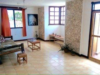 Msasani Dar es Salaam large & sunny3-bed apartment, Dar es Salam