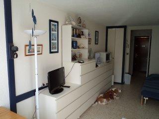STUDIO 2/3 couchages REZ DE JARDIN/MOLE-FLANERIE /
