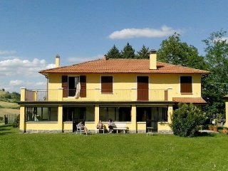 B&B with magnificent panorama, Bologna