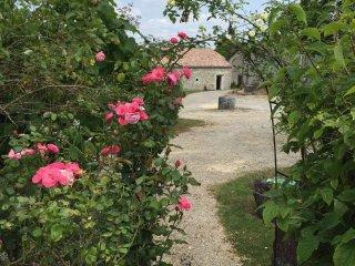Entrance to Le Roc