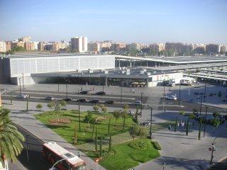 Apartamento Estación del AVE, Valencia