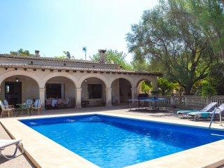 Villa Es Pinar, Sencelles