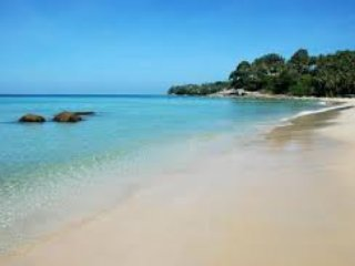 Surin Beach. Peace and luxury just a 5 minute walk away.