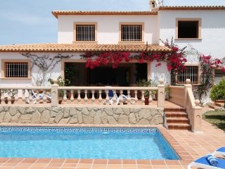 MJ000221 - Superb 4 Bed, 3 Bath Villa near beach, Moraira
