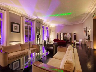 LUXURY CHAMPS-ELYSEES TRIANGLE D'OR 220m2