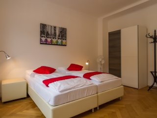 Puzzlehotel Family Apartment CityCenter 111, Viena