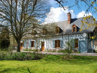 Maison normande charme / Charming Normandy house, Nassandres
