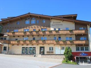 Brunner Apartments - Luxus direkt an der Bergbahn, Niederau