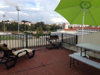Timeout Sea & Sun - T3 w/ terrace, Figueira da Foz