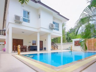 Holiday Pool Villa at Baan Meetang-Hua Hin
