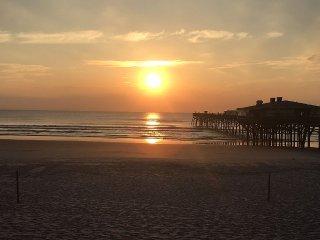 Beachfront 1BR, 1BA Condo with Ocean view