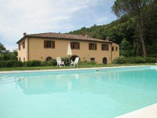 Villa Lisa, Terricciola