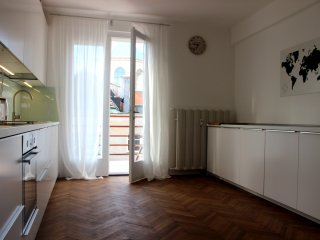 Apartment with 5 separate bedrooms terrace Anenska, Praag