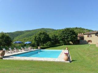 Villa Ianni, Monterchi