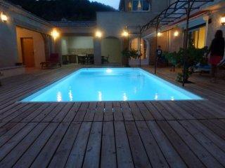 Location Maison de vacances avec piscine chauffée