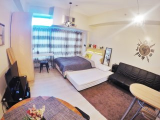 Affordable Spacious Studio Condo Unit for Rent, Quezon City