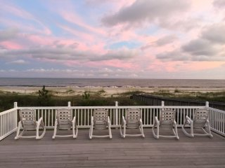 Scenic Beachfront House with complimentary Kayak, Port Saint Joe