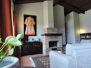 Asti - Cascina Volpona Apartment (private) 70 sq., Villafranca d'Asti