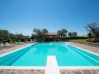 Villa degli Ulivi, Moniga del Garda