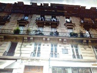 10m² STUDIO PARIS 17èm, París