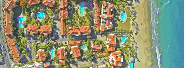 Ocean Dream Complex with direct beach access. Less then 1 minute walking to the beach.