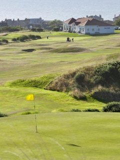 Pay as you go links golf course. Tricky with magnificent views