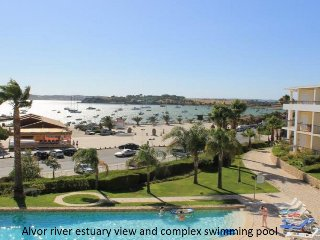 Clube Alvor Ria 2 bedroom apart -  prime location