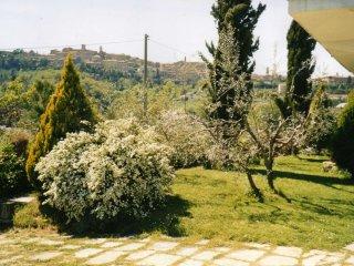 Appartamento in villa con vista su Montepulciano