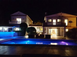 luxury villa. excellent for family's, hen and stag, Elviria