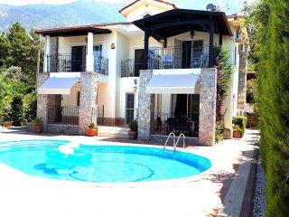 Erol 3 Bedroom Villa in Ovacik, Oludeniz