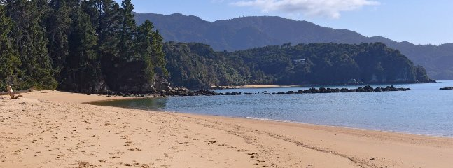 Ngaio Beach House - Ngaio Bay, Kaiteriteri Beachside Bach!