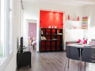 cosy appart 1-4 personnes centre Aix historique