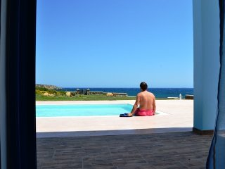 NERIDA Beachfront Villa1 AMMOS  South Rodos