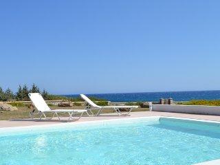 Nerida Beachfront Villa HELIOS, South Rhodes/Plimiri, Greece