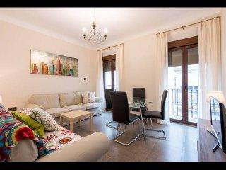 Apartamento en el centro de Granada, tercer piso