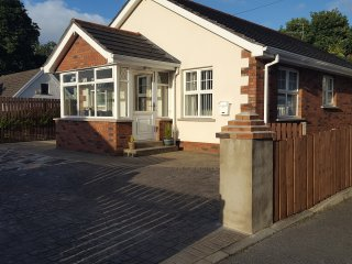 Beautiful two bedroom bungalow