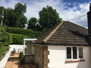 GALLOPS FARM FINDON Cute Bungalow