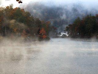 Smokey Mtns/Lake Santeetlah, Nc