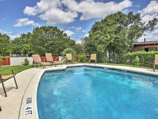 New Listing! Newly Remodeled 1BR Austin Condo w/Wifi & Community Pool Access - Close to Downtown, Lakes & More!