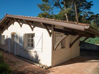 Minjot - Villa patio T2 pour 4 personnes, Hossegor