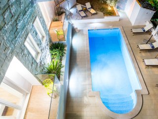 Villa in Bol with private heated pool
