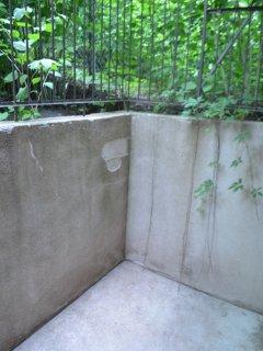 Private patio access.