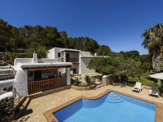 4 bedroom Villa in Sant Carles de Peralta, Balearic Islands, Spain : ref 5047908