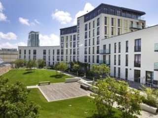 City Centre Hayes Apartment - Furnished 1 Bed Apar, Cardiff