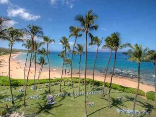 Mana Kai Maui Oceanfront Condo on Superb Beach!!, Kihei