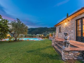 Villa Terrazza is the ideal accommodation for families or large groups who want