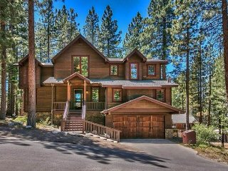 3597 Mackedie Luxury Mountain Home, South Lake Tahoe