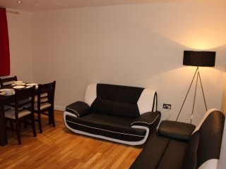 Limehouse D apartment in Tower Hamlets with WiFi & balkon., London